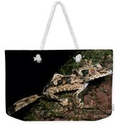 Giant Leaf Tail Gecko Weekender Tote Bag