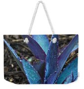 Giant Purple Wandering Jew 2 Weekender Tote Bag