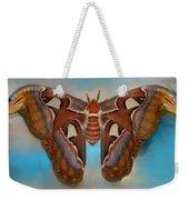 Giant Silk Moth Weekender Tote Bag