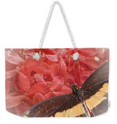 Giant Swallowtail - 3 Weekender Tote Bag