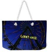 Giant Wheel  Weekender Tote Bag