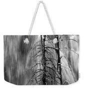 Gibbons Falls In Yellowstone National Park Weekender Tote Bag