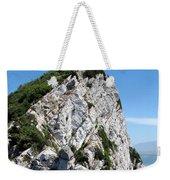 Gibraltar's Moorish Castle Weekender Tote Bag