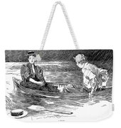 Gibson: A Drama, 1895 Weekender Tote Bag