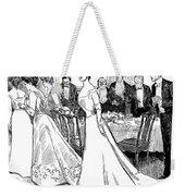 Gibson: After-dinner, 1899 Weekender Tote Bag