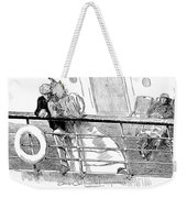 Gibson An Ill Wind, 1897 Weekender Tote Bag