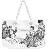 Gibson: Beach, 1900 Weekender Tote Bag