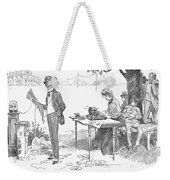 Gibson: Businessman, 1903 Weekender Tote Bag