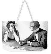 Cards, 1900 Weekender Tote Bag