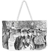Gibson: Church Parade Weekender Tote Bag