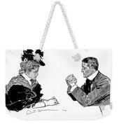 Gibson: Couple, 1896 Weekender Tote Bag
