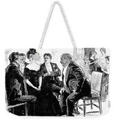 Gibson: Criticism, 1900 Weekender Tote Bag