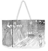 Gibson: Fooled Again, 1895 Weekender Tote Bag