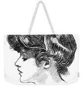 Gibson: Gibson Girl, C1904 Weekender Tote Bag