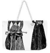 Gibson: Grandmother, 1897 Weekender Tote Bag
