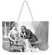 His Dance, 1903 Weekender Tote Bag