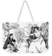 Gibson: Painting, 1901 Weekender Tote Bag