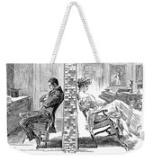 Gibson: The Party Wall Weekender Tote Bag