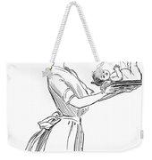 Gibson: Woman, 1903 Weekender Tote Bag