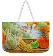 Gifts From Fall Weekender Tote Bag