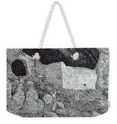 Gila Cliff Dwelings Big Room Weekender Tote Bag