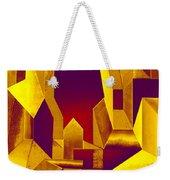 Gilded City  Weekender Tote Bag