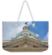 Giles County Courthouse Details Weekender Tote Bag