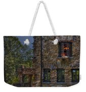 Gillette Castle Exterior Hdr Weekender Tote Bag
