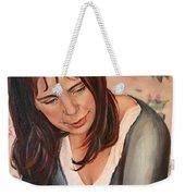 Gillian Weekender Tote Bag