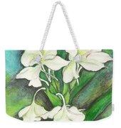Ginger Lilies Weekender Tote Bag
