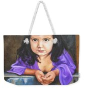 Girl From San Luis Weekender Tote Bag