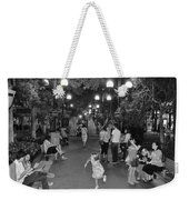 Girl With Magic Wand Weekender Tote Bag