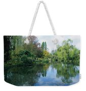 Giverny Gardens, Normandy Region Weekender Tote Bag