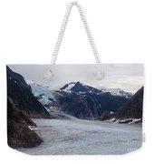 Glacial Field Weekender Tote Bag