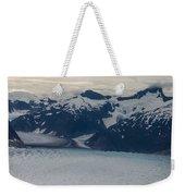 Glacial Panorama Weekender Tote Bag
