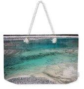 Glacial Pool Inn South New Zealand Weekender Tote Bag
