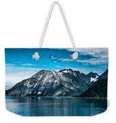 Glacier Bay Alaska Weekender Tote Bag