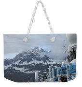 Glacier Bay In Its Majesty Weekender Tote Bag