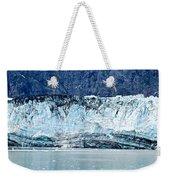 Glacier Face Weekender Tote Bag