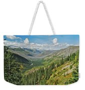 Glacier National Park 9275 Weekender Tote Bag