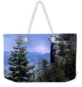 Glacier Point From Four Mile Trail Weekender Tote Bag