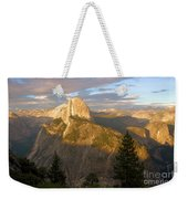 Glacier Point Glow Weekender Tote Bag