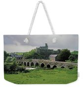 Glanworth Bridge, Funshion River, Co Weekender Tote Bag