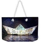Glass Bottomed Boat Weekender Tote Bag