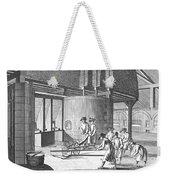 Glass Manufacture, 1751 Weekender Tote Bag