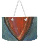 Glass Of Red Weekender Tote Bag by Tim Nyberg