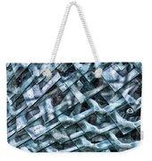 Glass Scales Weekender Tote Bag