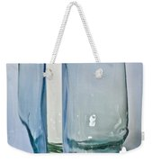 Glass Show Weekender Tote Bag