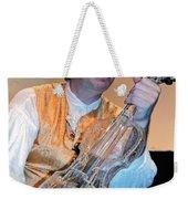 Glass Violin Weekender Tote Bag