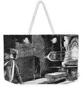 Glassworker, 19th Century Weekender Tote Bag